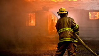 13-year-old tries to save disabled dad from fire, both killed