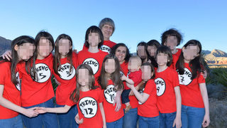 Report: Couple holding 13 children captive were days from moving to Oklahoma