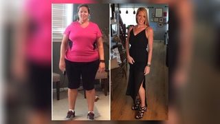 How an Ohio woman lost 125 pounds