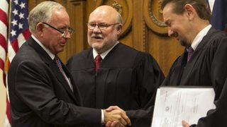 Texas judge interrupts jury, says God told him defendant is not guilty