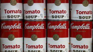 Couple accidentally donates savings hidden in a soup can