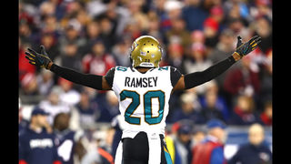 Photos: Jaguars fall in final minutes to Patriots