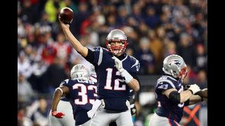 Photos: Patriots beat Jaguars to win AFC Championship Game