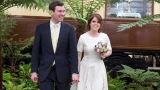 Another royal wedding: Princess Eugenie engaged to Jack Brooksbank