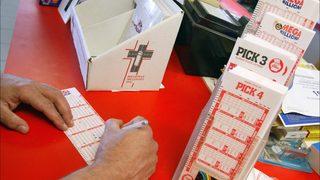 Michigan woman facing financial crisis wins lottery jackpot
