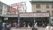 Pike Place Market is one of Seattle's best places for fresh seafood.