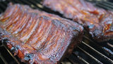 File image of barbecue ribs.