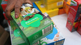 Girl Scout Sells More Than 300 Boxes of Cookies Near Pot Dispensary