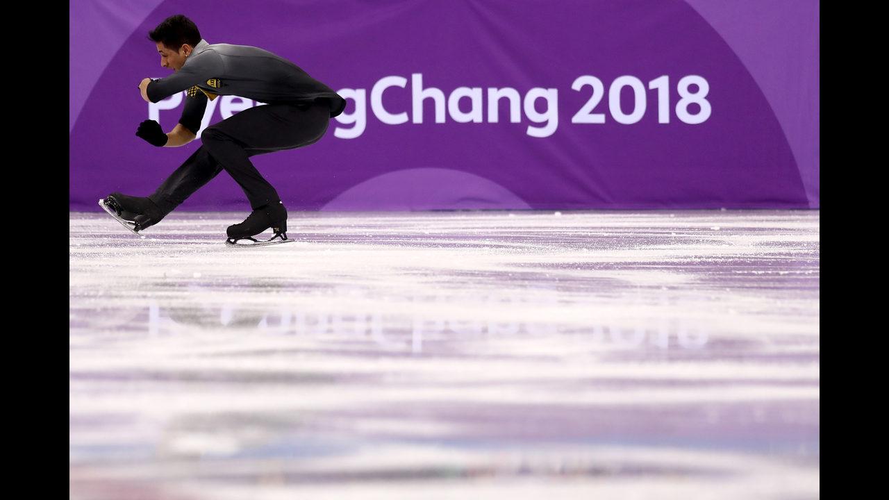 Photos: 2018 Pyeongchang Winter Olympics - Day 2 - (1/47)