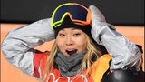 Photos: 2018 Winter Olympics: Chloe Kim Wins Gold