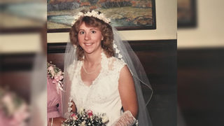Lost wedding gown returned to owner 32 years later