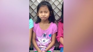 Girl, 8, crossing street for bus, dies after she was hit by car