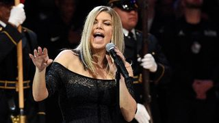 WATCH: Fergie