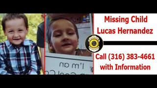 Police, FBI search for missing 5-year-old Kansas boy