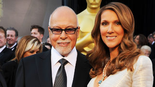 Céline Dion says her late husband is only man she