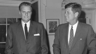 Photos: Billy Graham was counselor to presidents