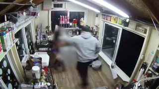 Kent police respond to assault, attempted rape at bikini barista stand