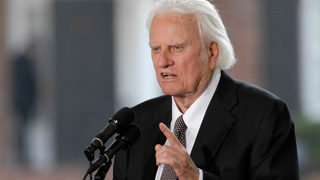 Billy Graham funeral arrangements announced, public viewing scheduled