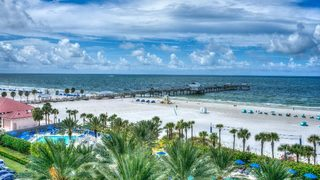 Florida beach named nation