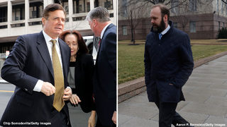 Paul Manafort, Rick Gates face new charges: report