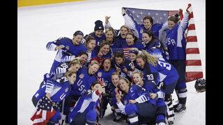Photos: 2018 Winter Olympics: U.S. women