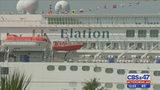 Carnival Elation departs out of Jacksonville.