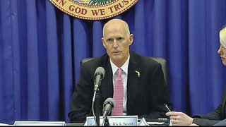 Florida Gov. Rick Scott calls for reform to state