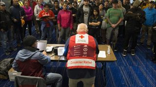 Red Cross says 21 staffers paid for sexual service in past 3 years