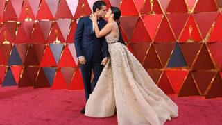 2018 Oscars: Red Carpet Arrivals
