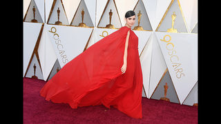Photos: 2018 Oscars red carpet arrivals
