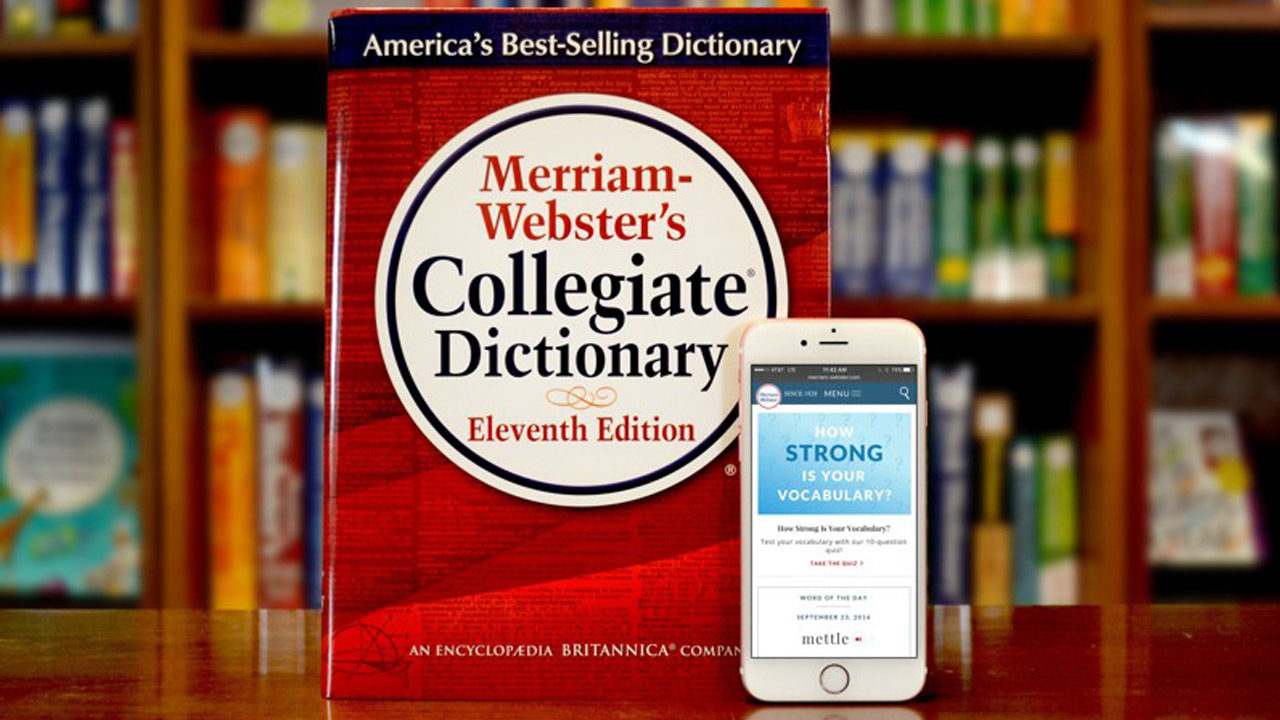 Merriam-Webster adds 850 new words to dictionary, including ...
