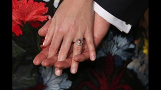 Millennials replacing engagement rings with diamonds embedded in fingers