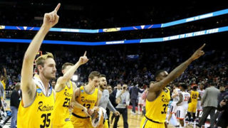 Little Caesars honoring bracket-busting win with free pizza