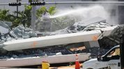 Six people were killed when a pedestrian bridge collapsed at Florida International University.
