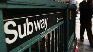 NYC man faces charges after baby found alone on subway platform
