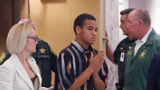 Brother of Parkland gunman held on $500K bond, accused of trespassing at Stoneman Douglas