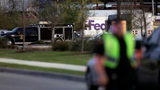 Package Explodes At FedEx Facility In Schertz,Texas