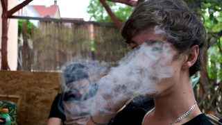 Second-hand marijuana smoke three times more dangerous than cigarette smoke, study finds