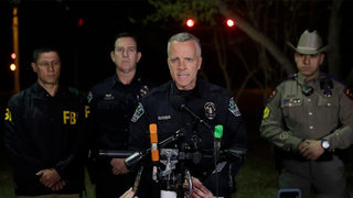 Austin bombings: Dead suspect identified as 23-year-old man
