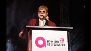 Elton John donates to Leon Russell Monument Fund