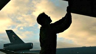 FBI identifies man who crashed gate at Travis Air Force Base in California