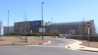 Demolition for Memphis International Airport