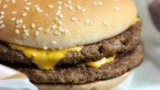 File image of a cheeseburger.