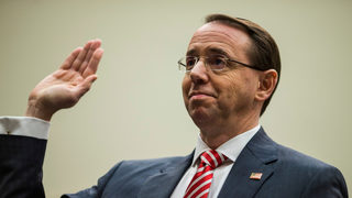 Reports: Rosenstein considered resigning, will meet Thursday with Trump