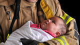 Indiana Newborn Left In Safe Haven Baby Box At Fire Station