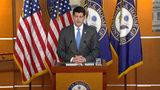 VIDEO: Paul Ryan Will Not Seek Re-Election