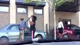 WATCH: Woman Pulls Gun During Brawl at Chick-fil-A