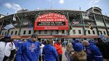 CHICAGO, IL - APRIL 10: A general view of Wrigley Field before the Opening Day home game between the Chicago Cubs and the Pittsburg Pirates on April 10, 2018 in Chicago, Illinois. (Photo by Jonathan Daniel/Getty Images)