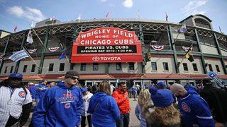 Kids skip school for Cubs home opener, run into school-missing principal at ballpark