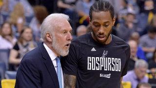 Erin Popovich, wife of San Antonio Spurs coach Gregg Popovich, has died